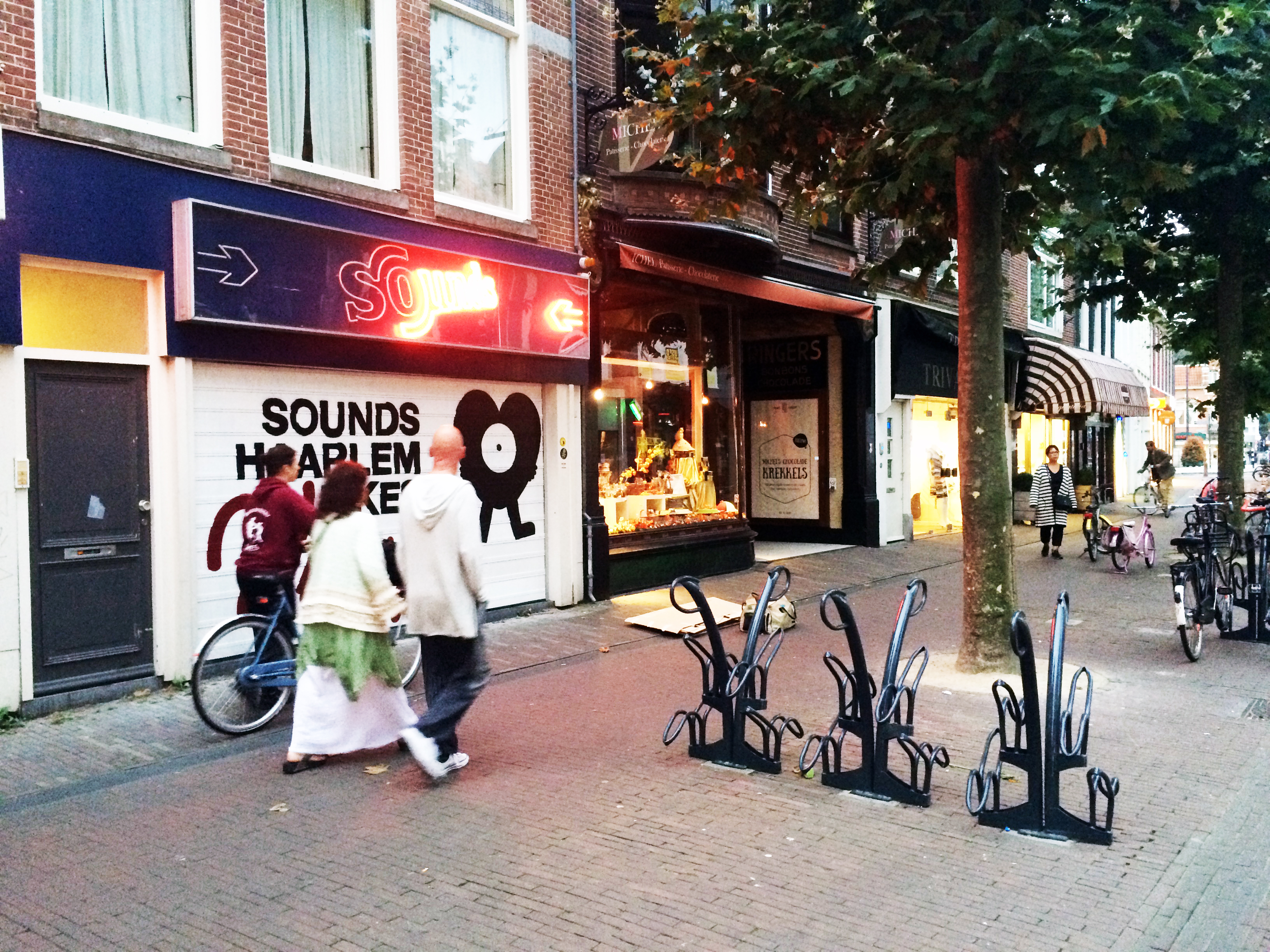 Sounds Platenzaak | Rolluik Haarlem