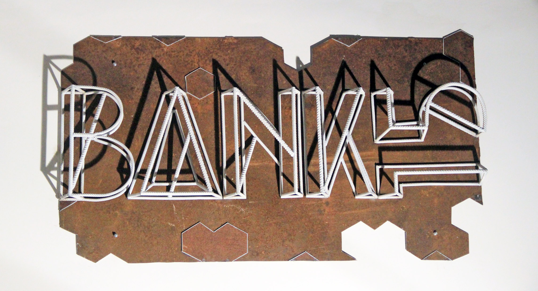 Bank 15 | Metal Logo + Fontys talk 'Fok up night'