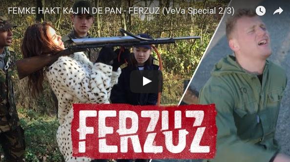 Defensie Ferzuz challenge