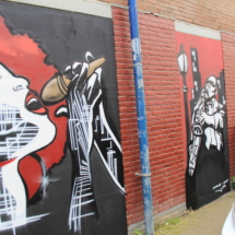 Spray Art Gemeente HRLM Jazz6