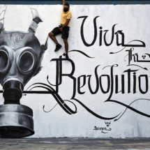 street-art-graffiti-viva-revolution