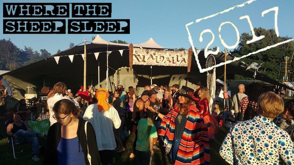 Where the Sheep Sleep 2017 (BM NL) | Art + Themecamp lead
