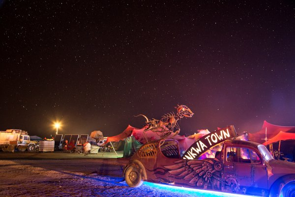 AfrikaBurn 2013 | The Buggalux