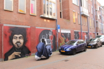 Spray Art Gemeente HRLM Jazz overview L