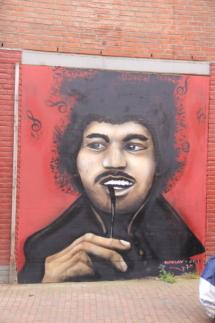 Spray Art Gemeente HRLM Jazz11
