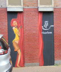 Spray Art Gemeente HRLM Jazz3a