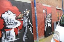 Spray Art Gemeente HRLM Jazz6