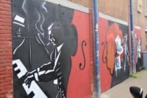 Spray Art Gemeente HRLM Jazz7