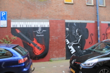 Spray Art Gemeente HRLM Jazz8