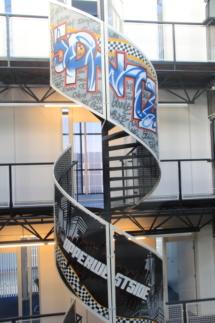 Spray Art Upperwestside NY1