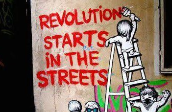 Graffiti Revolution | Art Project