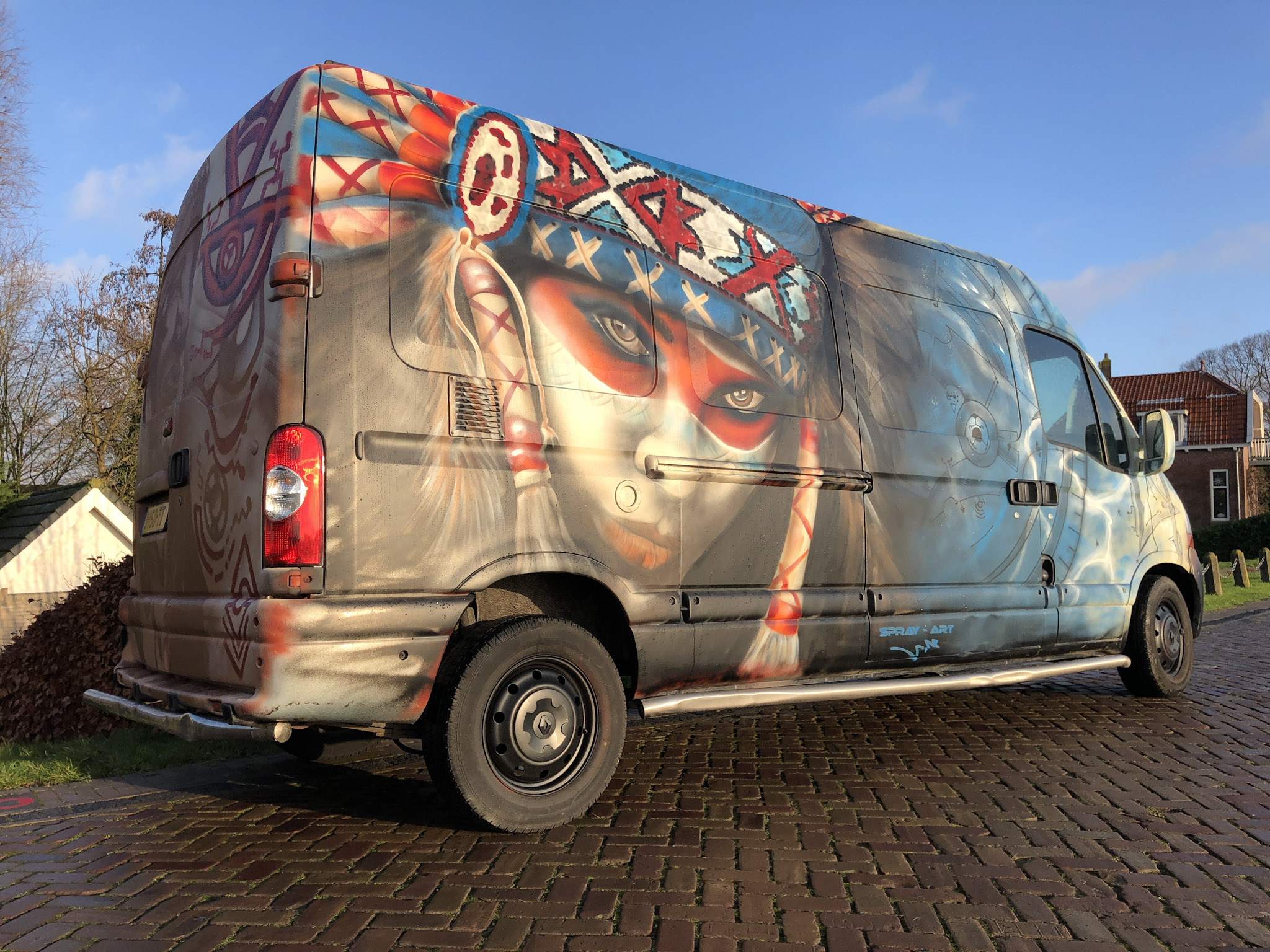 Graffiti Campers